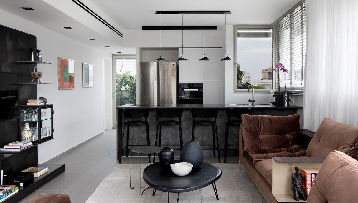 דירה בתל אביב, עיצוב יטי סלסקי - 15
