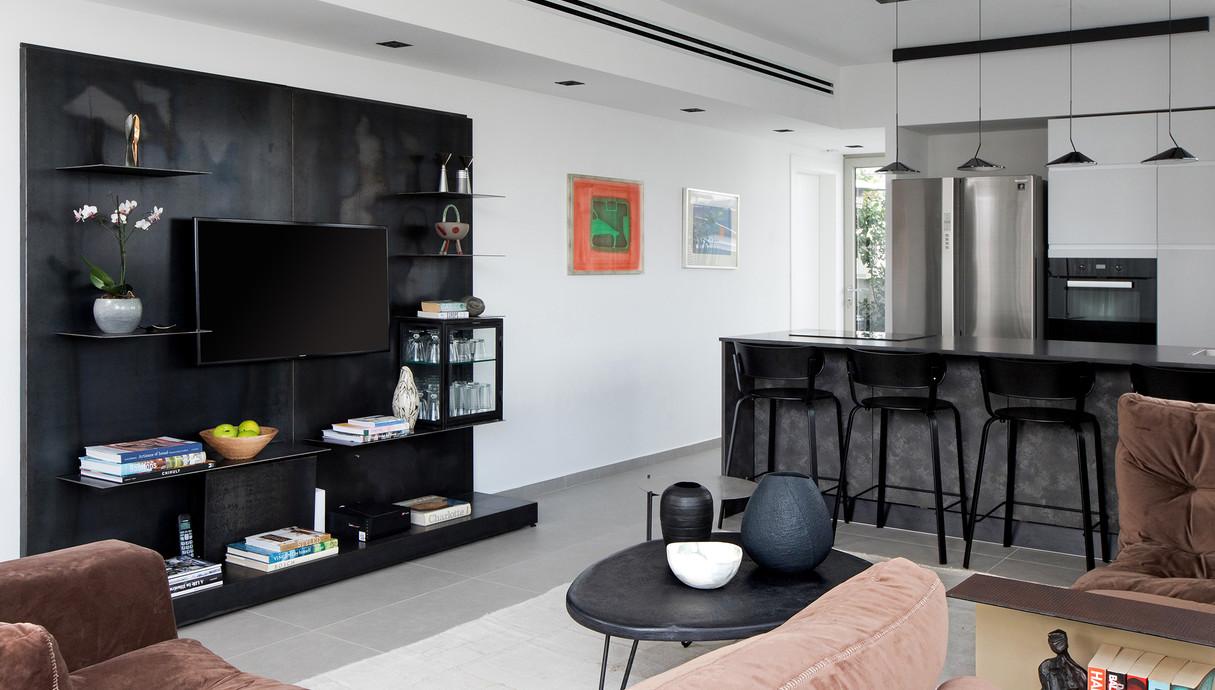 דירה בתל אביב, עיצוב יטי סלסקי - 18