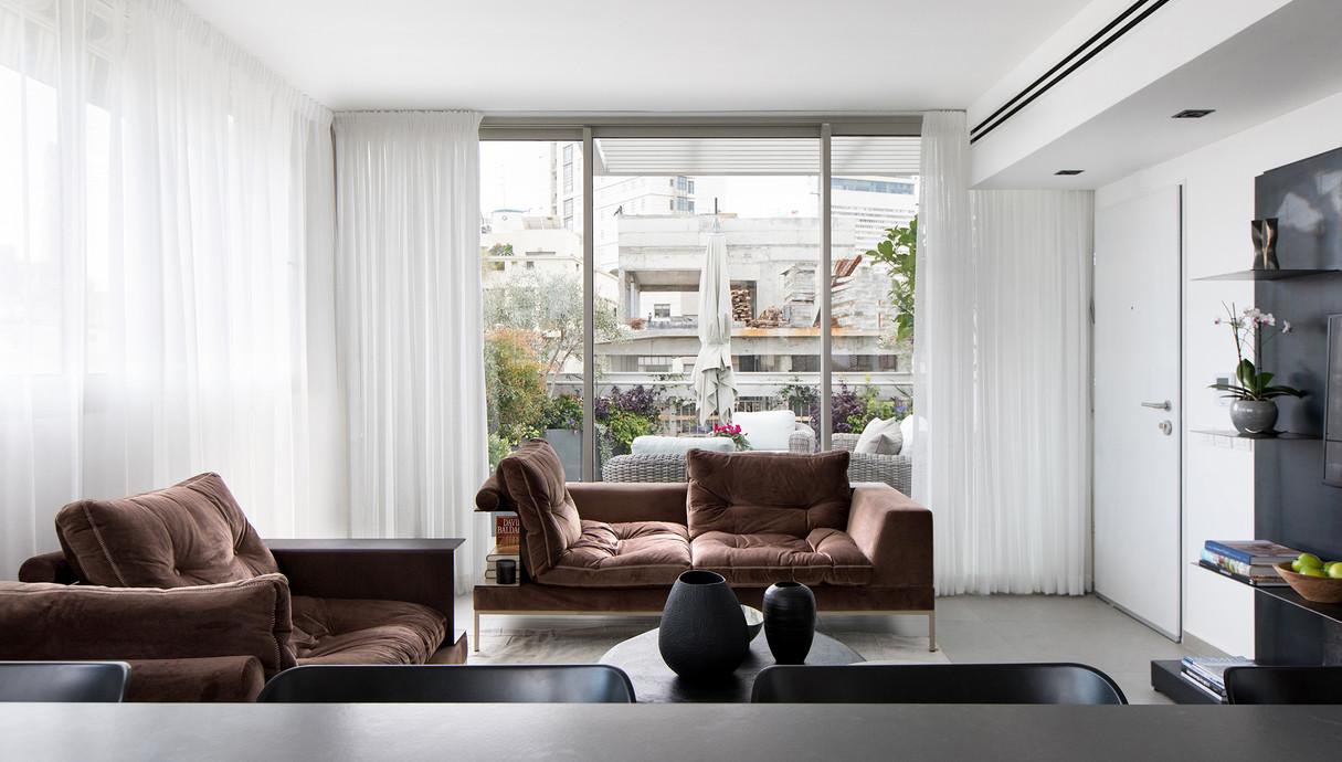 דירה בתל אביב, עיצוב יטי סלסקי - 19