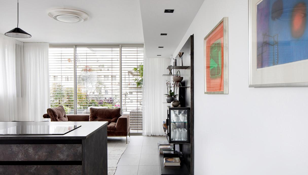 דירה בתל אביב, עיצוב יטי סלסקי - 20