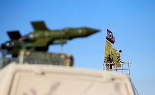 כוח חיזבאללה בגבול לבנון סוריה (ארכיון) (צילום: רויטרס, חדשות)
