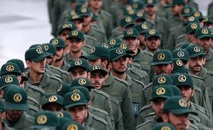 כוחות משמרות המהפכה (צילום: AP, חדשות)