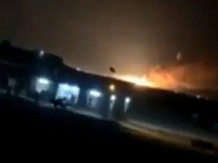 הפצצת הבסיס בעירק