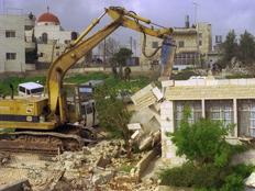 """צה""""ל החל בהריסת מבנים במזרח ירושלים"""