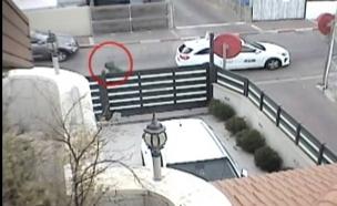 התיעוד המפליל (צילום: דוברות המשטרה, חדשות)