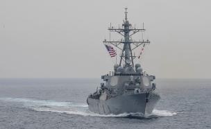 אירן באיום מרומז על הספינות האמריקניות (צילום: רויטרס, חדשות)
