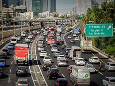 פתרון לעומסי התנועה במרכז הארץ?