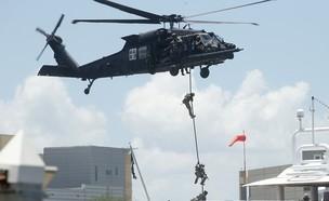 מסוק CH-60  (צילום: Brian Blanco/Getty Images)