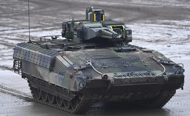 פומה של הצבא הגרמני (צילום: David Hecker/Getty Images)