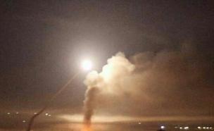 תקיפה בסוריה, ארכיןו (צילום: חדשות)