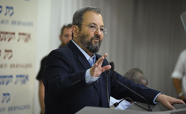 אהוד ברק (צילום: פלאש 90, חדשות)