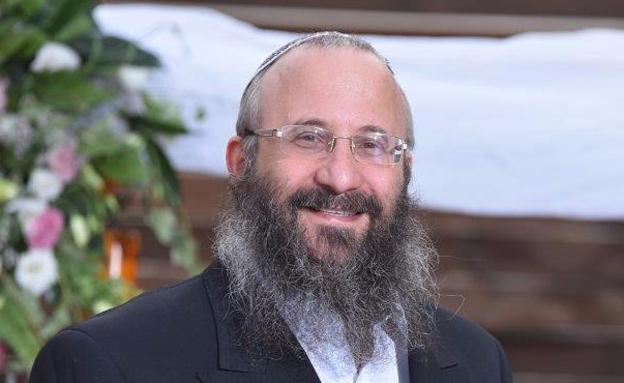 """הרב מיכאל מרק ז""""ל (צילום: באדיבות המשפחה, חדשות)"""