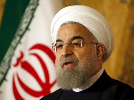 חסן רוחאני, נשיא אירן (צילום: רויטרס, חדשות)