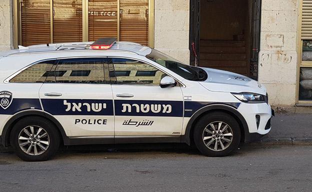 חשד לרצח כפול בחיפה (צילום: החדשות)