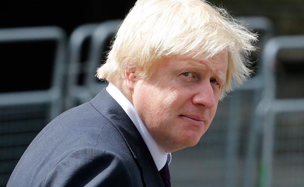 ישיר: טקס החלפת ראש הממשלה בבריטניה (צילום: רויטרס, חדשות)