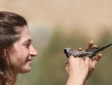 יום בעבודה של פקחים ברשות הטבע והגנים