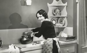 האבולוציה של המטבח (צילום: shutterstock By Everett Collection)