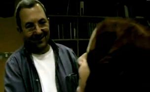 """שפיר וברק מתוך התוכנית """"עובדה"""" (צילום: עבודה, חדשות)"""