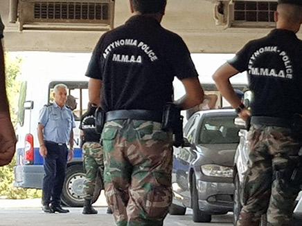 החשודים בדרכם להארכת מעצר