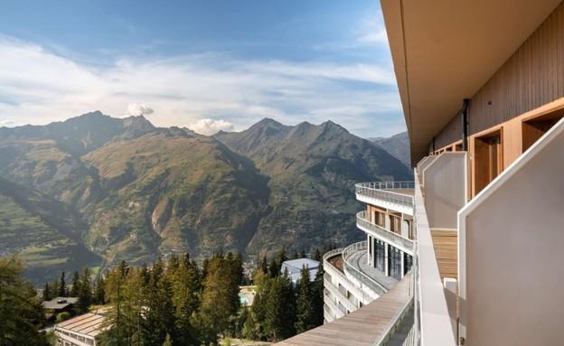 הרים (צילום: קלאב מד, צילום מסך)