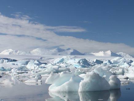 אנטארקטיקה נמסה