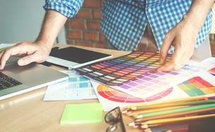 לימודי עיצוב (צילום: By Joyseulay, shutterstock)