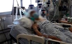 שוב - אלימות נגד חולים סיעודיים (צילום: חדשות)