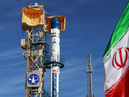 שיגור טיל באירן (צילום: חדשות)