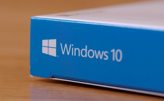 Windows 10 (צילום: g0d4ather, ShutterStock)