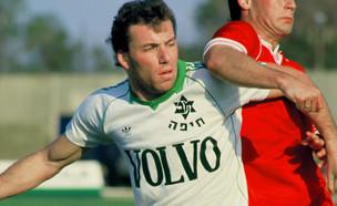 שחקן כדורגל לשעבר רוני רוזנטל (צילום: פלאש 90)