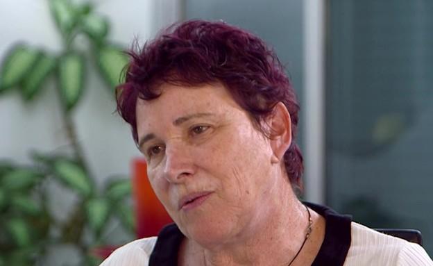 """תמי אולמן בראיון ל""""אנשים"""" (צילום: מתוך """"אנשים"""", קשת 12)"""