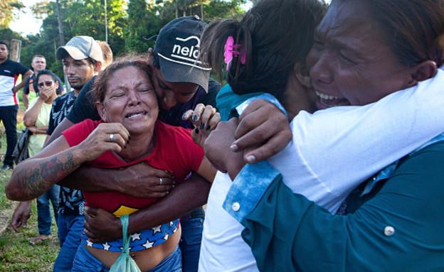 הטבח בברזיל (צילום: Lilo Clareto/picture alliance via Getty Images)