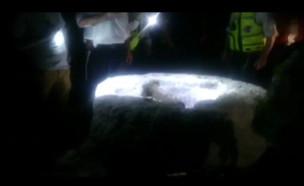גופת גבר נמצאה בבור מים סמוך למודיעין עילית