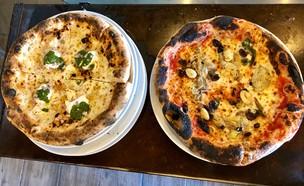פיצה פבריקה רחובות  (צילום: ריטה גולדשטיין, אוכל טוב)
