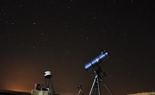 """קיץ של כוכבים במצפה רמון (צילום: יח""""צ)"""