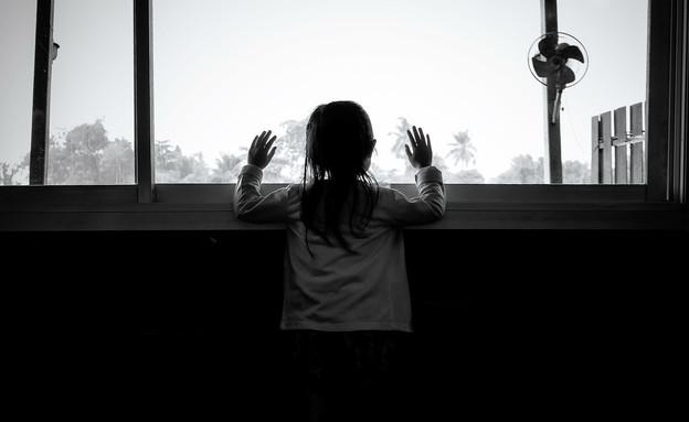 ילדה אילוסטרציה (צילום: 123rf, רויטרס)