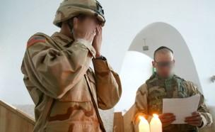 """חיילים יהודים צבא ארה""""ב (צילום: Joe Raedle/Getty Images)"""