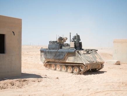 Les véhicules de combat blindés de Tsahal à l'avenir