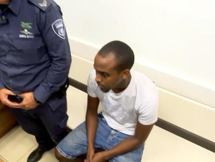 הארכת מעצר לשי טסמה החשוד בדריסה בקריית גת