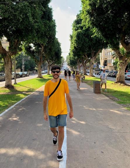 תייר מזדמן - 2019 (צילום: אייראס מרה)