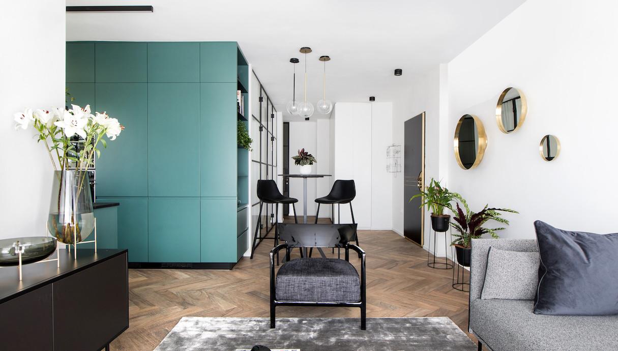 דירה בתל אביב, עיצוב רונה טמקין - 13