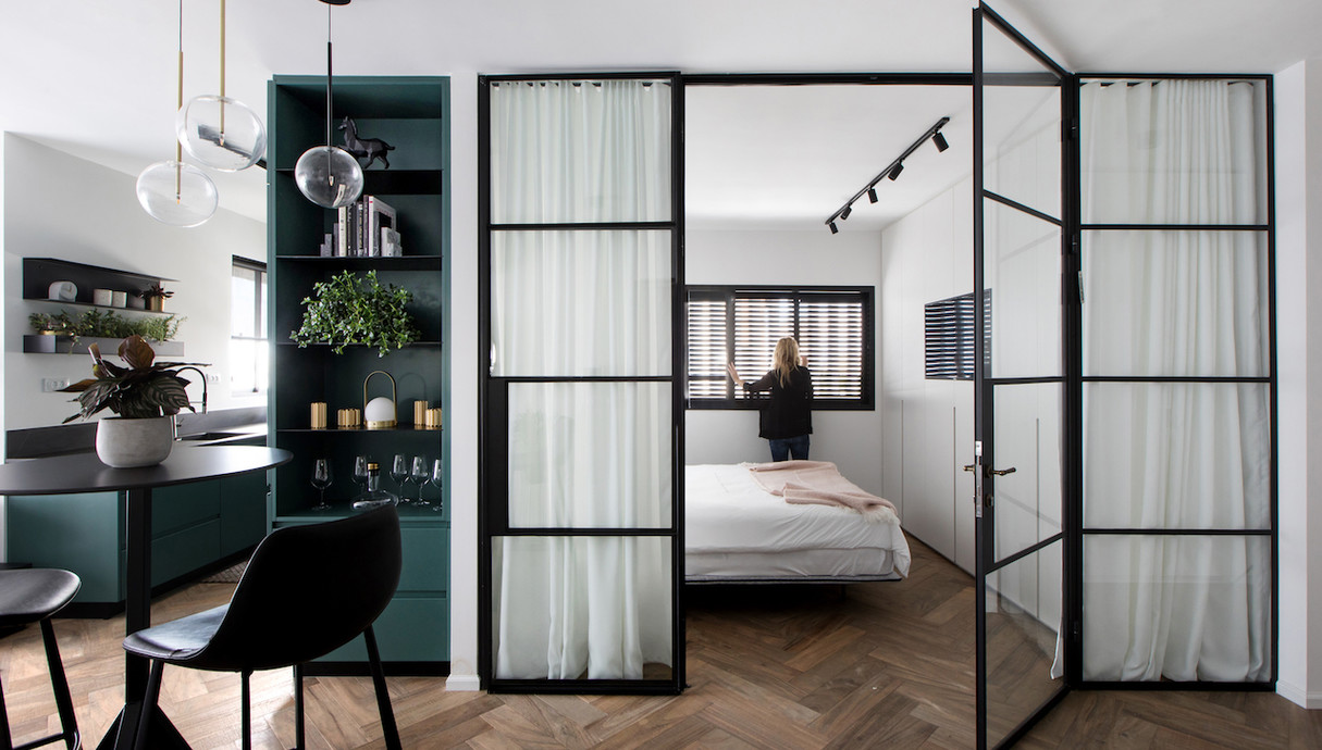 דירה בתל אביב, עיצוב רונה טמקין - 15