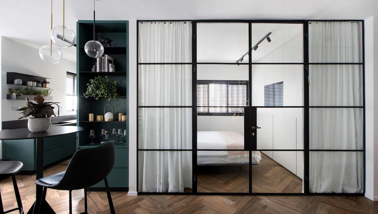 דירה בתל אביב, עיצוב רונה טמקין - 16