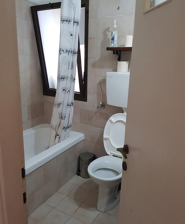 דירה בתל אביב, ג, עיצוב רונה טמקין, לפני שיפוץ - 7