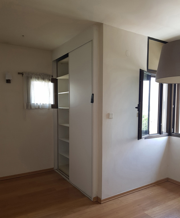 דירה בתל אביב, ג, עיצוב רונה טמקין, לפני שיפוץ - 11