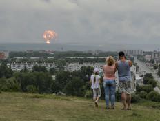 """פוטין על הפיצוץ המסתורי: """"אין סיבה לדאגה"""""""