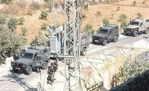 """כוחות צה""""ל בבית פג׳אר', פאתי בית לחם"""