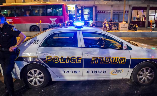 משטרה, אילוסטרציה (צילום: shutterstockBy Fotokon)
