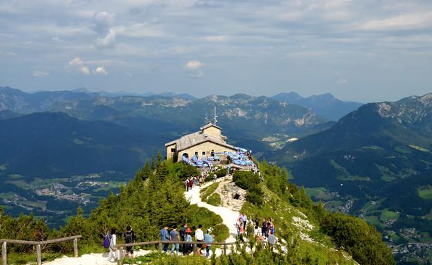 הר קן הנשרים בגרמניה (צילום: 123rf)