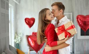 מתנות ליום האהבה (צילום: SHUTTERSTOCK)